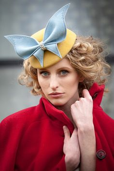 Hen party ideas that don't involve wearing angel wings or L plates. Hat making workshop? #henparty #wedding
