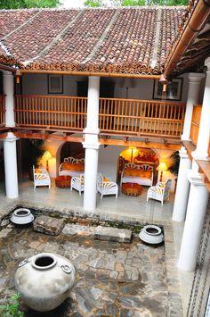 The Kandy House, Sri Lanka.