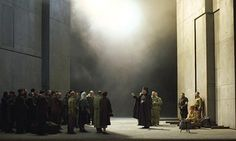 Janáček's From the House of the Dead, directed by Patrice Chéreau at the Vienna Festival in 2007. Photograph: Ho/AFP
