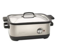 Breville Slow Cooker with Easy Sear® #williamssonoma