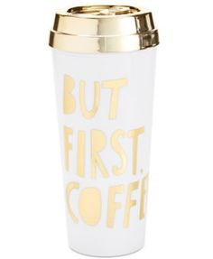 You are gold, baby - solid gold! And now the ban.do iconic thermal mug is too…