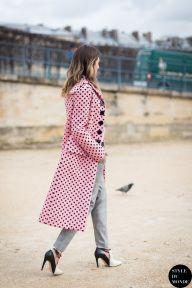 STYLE DU MONDE / Paris Fashion Week FW 2014 Street Style: Helena Bordon  // #Fashion, #FashionBlog, #FashionBlogger, #Ootd, #OutfitOfTheDay, #StreetStyle, #Style
