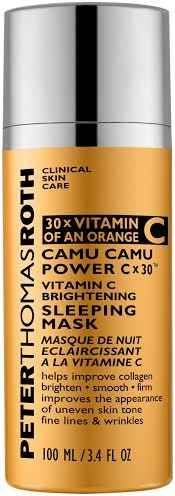 Peter Thomas Roth Camu Camu Brightening Sleeping Mask | 27 Transcendent Beauty Products To Look Out For In 2014