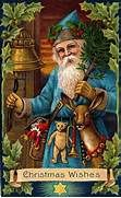 ... Holiday Crafts » Blog Archive » Free Vintage Santa Claus Christmas