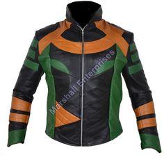 Women Fashion Dark World Loki Leather Jacket (6,250 PHP) ❤ liked on Polyvore featuring outerwear, jackets, jackets cardigans & coats, black, women's clothing, cardigan jacket, zip jacket, stitch jacket, 100 leather jacket and leather jackets