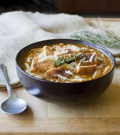 Tuscan Bean Soup wit