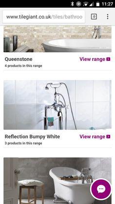 Small Bathroom, Tiles, Sink, Bathtub, Home Decor, Small Shower Room, Room Tiles, Sink Tops, Standing Bath