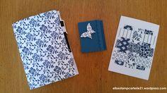 blog note post-it et carte assorti Stampin