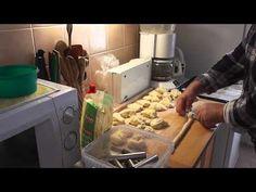 Domáci trdelník - recept na domáce trdelniky - VIDEO Ako sa to robí.sk