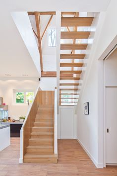 Zecc Architecten - The Netherlands; authentic wooden interior