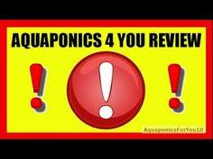 Aquaponics 4 You Review  Is Aquaponics For You Worth It