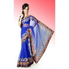 Saree Designer Net