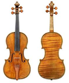 Antonio Stradivari (1644-1737) - Violin Sunrise - Cremona (1677)