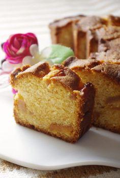 梨のキャラメリゼでアーモンドケーキ by 高羽ゆき(handmadecafe)さん ...