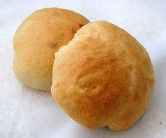 Asopaipas. Recetas de Cocina Casera.: Molletes de Kamut