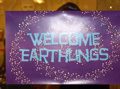 welcome-earthlings space birthday party