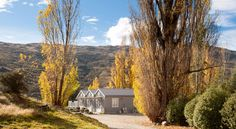 Gibbston Valley Boathouse -  Arrowtown, Queestown-Lakes - Setting