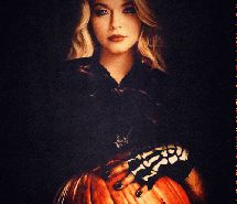 Inspiring animated gif pretty little liars, gif, sasha pieterse, pll, Halloween, -a, alison dilaurentis #1263200 by korshun - Resolution 500x557px - Find the image to your taste