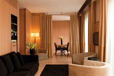 Superior Suite, Milan luxury hotel - Bulgari Hotel Resort