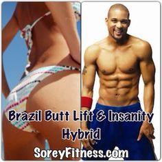 Insanity/Brazil Butt Lift Hybrid Workout Schedule...my next adventure once I get through BBL round 1!