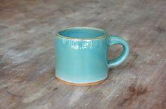 pottery mug 8-oz han