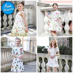 Free Shipping for all items in this collection.  Please click the below link:      #thankstulipscomhk #thanks #dress Tulips, Traveling By Yourself, Free Shipping, Lady, Floral, Skirts, Collection, Dresses, Fashion