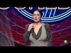 """""""Ser médico es como entrar en una secta"""" - Isabel Ordaz  Club de la Comedia."""