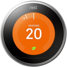 Buy Nest Learning Thermostat, 3rd Generation, Silver Online at johnlewis.com