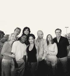 Uma maratona de Smallville nunca fez mal a ninguém.  <3
