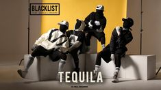 Blacklist feat. Carla's Dreams  - Tequila | Official Video Dream Music, Tequila, Itunes, Darth Vader, Dreams, Youtube, Movies, Movie Posters, Fictional Characters