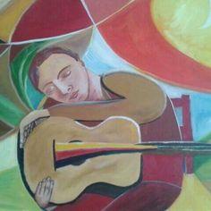 El músico. Rodrigo Aridjis