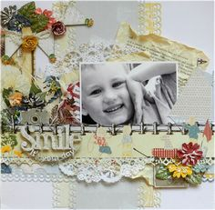 Smile, I'ts Your Day **Scrap FX** - Scrapbook.com