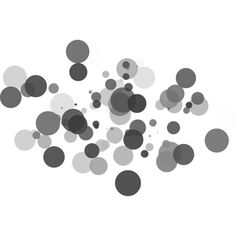 Dots, bubbles brush ❤ liked on Polyvore featuring effects, backgrounds, fillers, extras, black and effects & textures