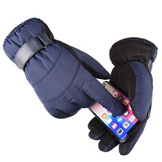 24 Pairs Mens Thermal Insulated Fleece Gloves w Strap Camo Winter WHOLESALE LOT