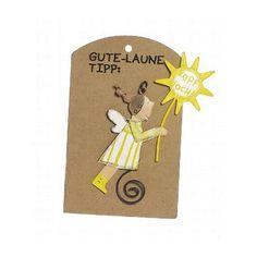 Anhänger Schutzengel mit Sonne -Kopf hoch- Geschenkanhänger Glücksbringer Cover, Books, Art, Cheer Up, Guardian Angels, Good Mood, Sun, Creative, Nice Asses