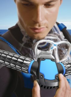 This Scuba Diving Mask Allows Divers To Extract Oxygen From Water | MyScienceAcademy