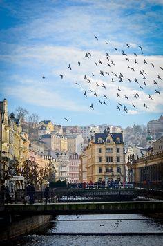 westeastsouthnorth: Karlovy Vary, Czech Republic - Travel This World