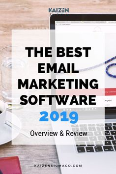 What's the Best Email Marketing Software for You Business Email Campaign? Find out Here - What's the best email marketing software and tools for your business email campaign? Marketing Logo, Affiliate Marketing, Best Email Marketing Software, Marketing Na Internet, Facebook Marketing, Business Marketing, Content Marketing, Marketing Ideas, E Commerce Business