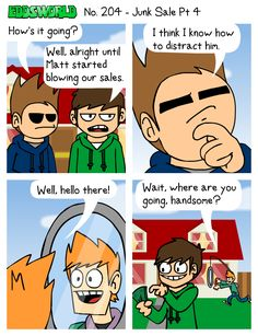 Eddsworld's Pretty Swell Tumblr : Photo