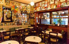 Συνταγές, εστιατόρια, καφέ, μπαρ, μαγαζιά, συμβουλές, βίντεο, ειδήσεις και άλλα από την ομάδα του Γαστρονόμου της Καθημερινής Coffee Places, Greece, Table Settings, Traditional, Landscapes, Memories, Cafeterias, Greece Country, Paisajes