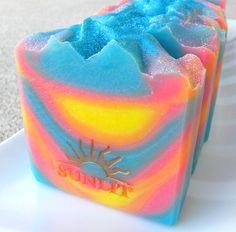 Handmade Soap  Artisan Soap  Cold Process Soap  by Sunlitsoap, $6.50
