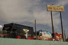 Atlanta  Food Truck Park & Market @ Howell Mill.