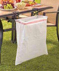 Trash-Ease® 13-Gallon Bag Holder