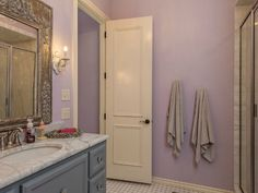 Check out the home I found in Edmond My House, Building A House, Home And Family, Mirror, Bathroom, Furniture, Home Decor, Soap, Washroom