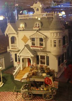 KathieB's Minis: Great American Dollhouse Museum