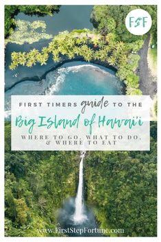 Looking for things to do on the Big Island of Hawai'i? Check out our First Timers Big Island of Hawai'i guide and start planning your trip today!