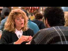 WHEN HARRY MET SALLY (1989) FULL MOVIE: Tom Hanks and Meg Ryan. About 1-1/2 hrs.