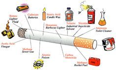 What's in a Cigarette ?
