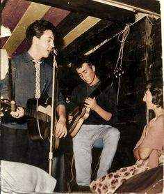 This is actually the Casbah Club. Still owned by Pete Best and Family. Visit it if you get the chance. Its the real deal.
