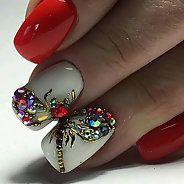 Самый шикарный маникюр (99 фото) - Дизайн ногтей